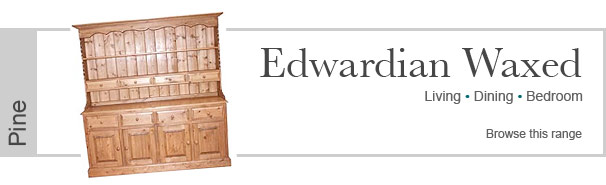 Edwardian Waxed Range