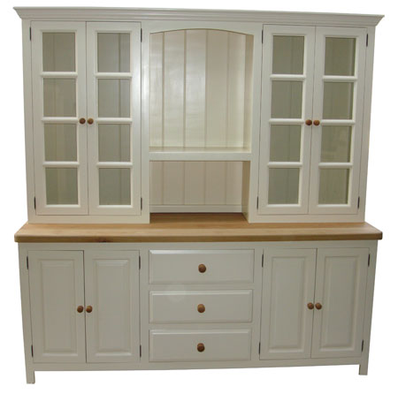 Freestanding Kitchen Dressers Larder Units Oak Kitchen Furniture Hertfordshire