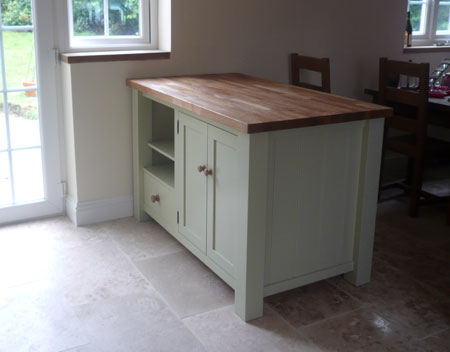 freestanding kitchen dressers larder units oak kitchen