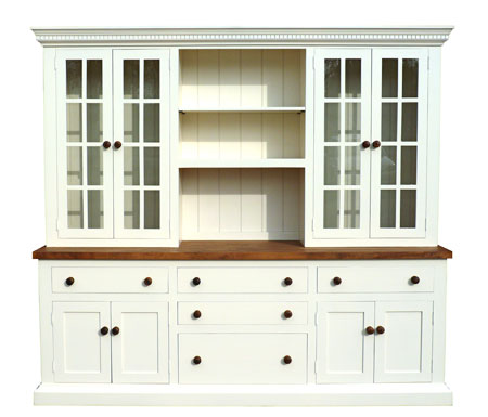 Freestanding Kitchen Dressers Larder Units Oak Kitchen Furniture