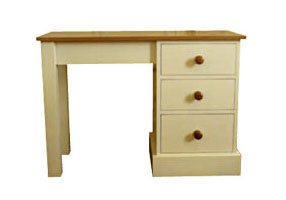 3 Drawer Leg Dressing Table
