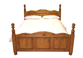 Tudor Bed (High End)