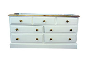7 Drawer Multi Chest
