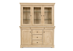 Triple Display Dresser