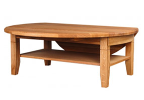 Drop Leaf Coffee Table